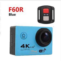 $enCountryForm.capitalKeyWord Canada - RF 2.4 Remote Control 4K 30FPS Sport DV H12R 30M Waterproof Action Camera WIFI Control 2.0'' Display Sport Camera 6-color 5PCS