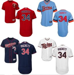 74e6463f684 ... low cost mlb minnesota twins white 1991 cream 1969 grey 1987 light blue throwback  kirby puckett