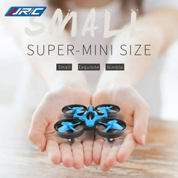 Micro Helicopter Toy Canada - Original JJRC H36 Mini Drone 6 Axis RC Micro Quadcopters With Headless Mode One Key Return Helicopter Vs H8 Dron Best Toys Drone
