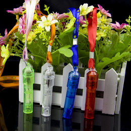 concert toys NZ - Light LED flash light colorful toy whistle concert event party atmosphere stall selling props