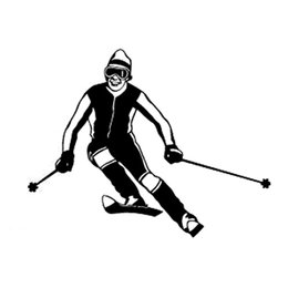 13.9CM*10.7CM Fashion Skiing Extreme Sports Silhouette Decal Decor Vinyl Car Sticker ski door promotion  sc 1 st  DHgate.com & Discount Ski Door | 2018 Ski Door on Sale at DHgate.com pezcame.com