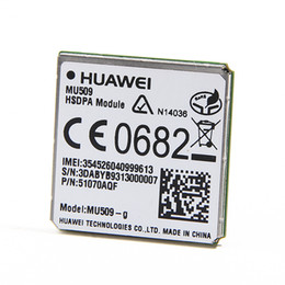 Gprs Gsm Module NZ - Wholesale- Huawei MU509-G 3G Wireless WWAN Networks Card UMTS HSDPA 850 2100 MHz WCDMA HSPA+ LTE High-speed 3g Module GSM GPRS EDGE WCDMA