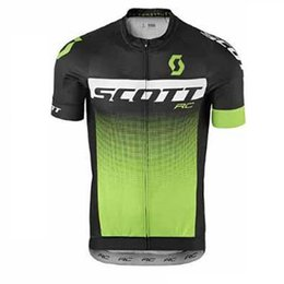 scott bike wear NZ - 2017 new team Scott Cycling jerseys Bicycle Clothing mtb bike Wear quick dry breathable summer short sleeve shirts outdoor sportswear D1501