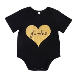 $enCountryForm.capitalKeyWord Canada - Cute Cotton Baby girl boy Rompers Summer short Sleeve Babies Wear Gift Infant Jumpsuit Girls Clothes Roupas De Bebe Infantil for toddlers