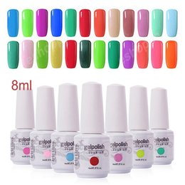 $enCountryForm.capitalKeyWord UK - Any 24 Colors Arte Clavo Soak Off Nail Gel Polish Primer Top Coat 8ml Manicure Set