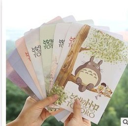 2018 japan presents Wholesale- 10pcs lot envelope set size for cards and gift present 100x75mm  pc Japan cartoon design of totoro cheap japa