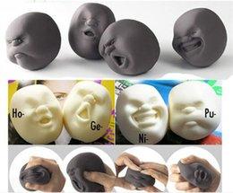 $enCountryForm.capitalKeyWord NZ - Fun Anti-stress Vent Human Face Ball EmotionToy Resin Relax Doll Adult Stress Relieve Toy Soft Ball Gift for Kid Y034