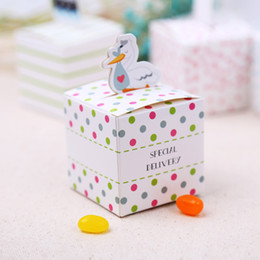$enCountryForm.capitalKeyWord Canada - Cute Special Delivery Baby Shower Candy Box Boy Girl Gift Boxes Wedding Decoration Faovrs Design New