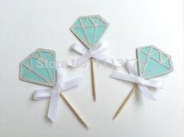 $enCountryForm.capitalKeyWord Australia - Custom personality Silver Glitter Diamond Donut cake topper Cupcake Toppers. party birthday Decorations. Bridal Shower or Wedding Event