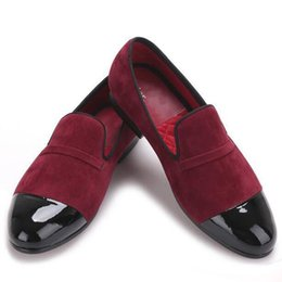 $enCountryForm.capitalKeyWord UK - 2017 the new craftsman's velvet black patent leather shoes with the toes of a fancy party and the men's leather shoes