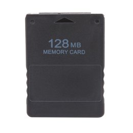 China PS2 Memory Card 8 16 32 64 128MB Memory Card Save Game Data Stick for Sony Playstation 2 PS2 supplier 128mb memory suppliers