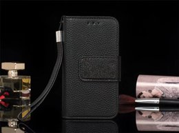 Luxury Designer Wallet Case Canada - New Luxury Designer Magnetic Flip Wallet case For Apple iPhone X Fashion PU Leather cover for iphone X 5.8inch