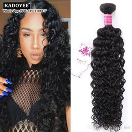 Italian Curl Hair UK - 8A Peruvian Virgin Hair 2Bundles Jerry Curl Style Cheap Bundles Weave Natural Wave Human Hair Peruvian Italian Curly Hair Free Shipping US