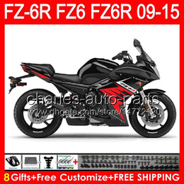 $enCountryForm.capitalKeyWord Australia - gloss black 8gifts For YAMAHA FZ6R 09 10 11 12 13 14 15 FZ6N FZ6 89NO153 FZ-6R FZ 6R 2009 2010 2011 2012 2013 2014 2015 gloss black Fairing