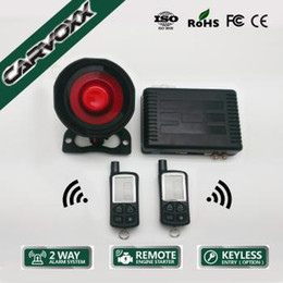 remote systems Australia - PKE Two-Way CAR Alarm with Remote Engine Starter and Keyless Entry X6-A