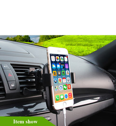 $enCountryForm.capitalKeyWord NZ - car-styling Universal car air conditioner outlet new GPS car cellphone 360 Degree Rotation mobile phone holder accessory for iPhone xiaomi