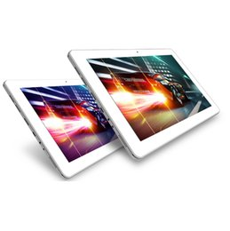 Discount tablet dual core cube - Wholesale- MTK8321 Quad Core 10.6inch IPS 1366*768 Cube Talk11 3G Phone Call Tablet PC Android 5.1 1GB RAM 16GB ROM 5.0M