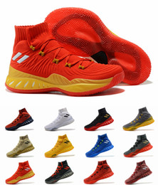 4b413e7d0889 New Crazy Explosive 2017 Men J Wall 3 Boost Andrew Wiggins PK Vegas  Primeknit All Star Basketball Shoes JW 3 Sports Sneakers