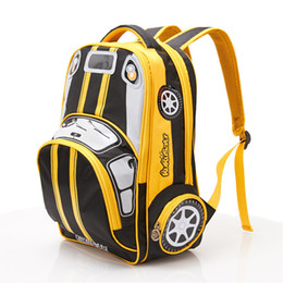 $enCountryForm.capitalKeyWord Canada - 2016 Hot Sale Schoolbag Children Primary School Student 1 -3 -6 3d Car Lightening Cartoon School Bag Boys Gift Backpacks Mochila Infantil