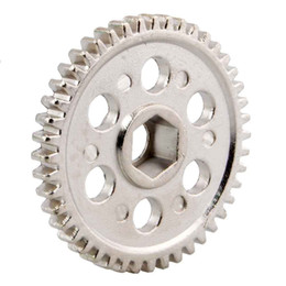 Electric Road Cars UK - RC HSP 02040 Metal Diff. Main Gear 44T For HSP 1:10 Nitro On-Road Car