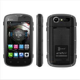 Discount kenxinda android Original Kenxinda W5 Smartphone Android 5.1 MTK6735 Quad Core 1GB RAM 8GB ROM 5.0MP 4.0Inch Waterproof Shockproof Phone