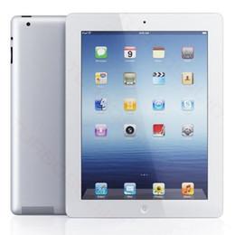 Tablet Refurbished Australia - iPad 4 Refurbished like new 100% Original Apple iPad 4 16GB 32GB 64GB Wifi iPad 4 Tablet PC 9.7 inch China Wholesale DHL