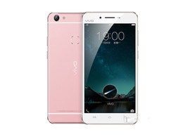 "x6 cell phones UK - Original VIVO X6 Plus D 4G LTE Mobile Phone 4GB RAM 64GB ROM MT6752 Octa Core Android 5.7"" AMOLED 13.0MP Fingerprint ID OTG Smart Cell Phone"