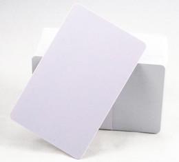 $enCountryForm.capitalKeyWord UK - 20pcs lot Inkjet Printable blank PVC card for Epson printer, Canon printer
