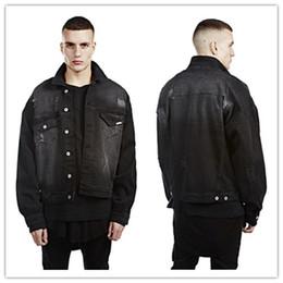 Discount Black Sleeveless Denim Jacket | 2017 Sleeveless Denim ...