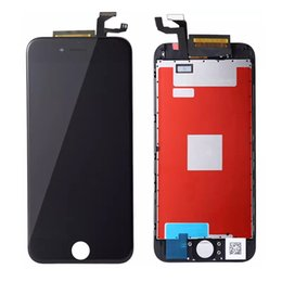 front lcd display screen iphone NZ - Screen LCD For iPhone 6s Front Assembly 4.7 inch 6S LCD Display Touch Screen Digitizer Glass Replacement With Mid-frame
