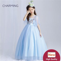 $enCountryForm.capitalKeyWord Canada - Light blue prom prom Girls pageant dress High quality designer dresses real photo China wedding dress beach wedding dresses