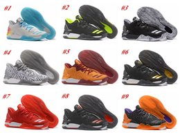 4f1ff04b669f 2017 New Arrivals D Rose 7 Low Englewood Boost Men Basketball Shoes Derrick  Oreo BHM Bruce Pink 7s Casual Sports Sneakers US7-12