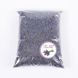 Опт Ароматные лаванды Почки Органические сушеные цветы оптом, ультра синий Grade - 1 фунт