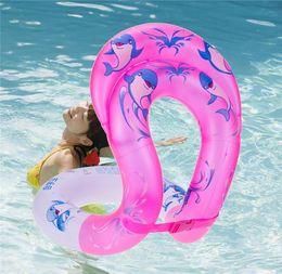 $enCountryForm.capitalKeyWord NZ - HOT Adult Kids Swim Ring Aquatic Float Inflatable Tube New Pool Swim Aid Vest float seat Arm floats Circle JC324