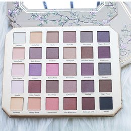 Barato Presente Do Chocolate Do Amor-A mais alta qualidade! Maquiagem Chocolate Natural Love Eye Shadow Collection Palette Ultimate Neutral 30 Color Shadow Shadow Paleta DHL shipping + gift