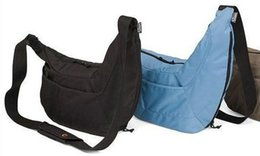 Sling camera bagS dSlr online shopping - Passport sling DV SLR shoulder bag Hot sale brand PS DSLR video pouch Camera case