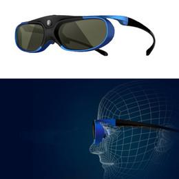 $enCountryForm.capitalKeyWord NZ - Wholesale- 5pcs original G102L LCD active shutter 3D glasses for Xgimi Z3 Z4   H1 projector nuts G1   P2 BenQ Acer DLP LINK projector