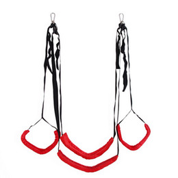 swing restraint NZ - Adult Sex Furniture Love Sex Swing Chairs Door Swing Fetish Restraints Bandage Adult Sex Products Erotic Toys