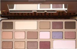 $enCountryForm.capitalKeyWord Canada - hot selling brand Makeup Chocolate Bar Eyeshadow Palette 16 Color Eye Shadow plates free shipping