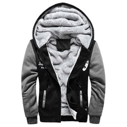 $enCountryForm.capitalKeyWord Canada - Wholesale- 2017 New Arrival Jacket Coat Men Winter Thick Warm Windbreak Patchwork Casual Style Hooded Brand Clothing Mens Jackets And Coats
