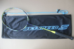 Raquettes de badminton Jetspeed S10. Raquette de badminton JS-12 haut de gamme en carbone nano. Expédition gratuite.