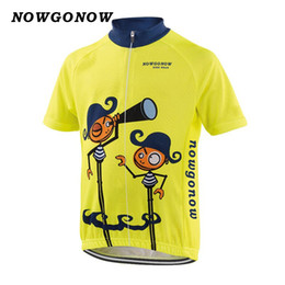 kid telescopes NZ - Men 2017 cycling jersey buccaneer yellow tour lovely clothing bike wear tops pro racing team riding mtb road sportwear kid telescope cool