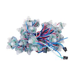 $enCountryForm.capitalKeyWord UK - 12MM WS2811 Full Color Square Pixel LED Module Lighting String 5V 12V RGB Waterproof Point 2811 IC Addressable Digital Lights