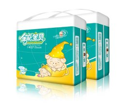 $enCountryForm.capitalKeyWord NZ - Lowest Price 2019 Factory sale Wholesale Baby Diapers Economy Pack Three-demensional leakproof locks in urine Ultra-Thin and soft W17JS376