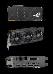 Nvidia Game Cards Canada - ASUS ROG STRIX GTX1080Ti-O11G GAMING Overclocking Raptor Graphics Card Republic Of Gamers Game Desktop Computer Super Graphics Card King