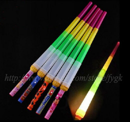 $enCountryForm.capitalKeyWord Canada - High Quality Telescopic LED Glow Sticks Flashing LED Toys Fluorescent Sword concert Christmas Carnival Toys Party supplies