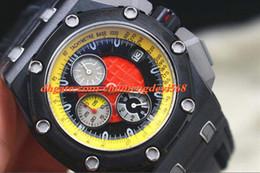Michael Quartz Canada - Luxury Fashion Offshore Michael Black Leather Bracelet Quartz MAN WATCH Wristwatch New Arrival