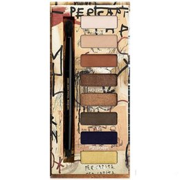 $enCountryForm.capitalKeyWord UK - High Quality Makeup Jean Michel Baquiat 8colors Gold Griot Tenant eyeshadow palette 8 color best price DHL free shipping