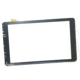 "China Wholesale- New touch screen digitizer For 10.1"" Oysters T104 HMi 3G Tablet Front Touch panel Glass Sensor Replacement Free Shipping cheap oysters tablet suppliers"