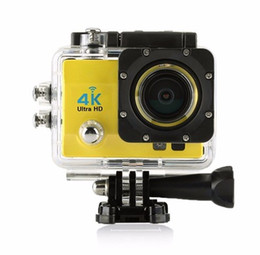 Discount new professional camcorders - Q3H 4K Ultra HD 1080P Waterproof Sports Camera 16MP LCD Camcorder Wifi Remote